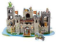 Об'ємний 3D пазл Melissa & Doug - Середньовічний замок