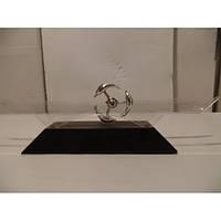 Маятник, оригинальный подарок, сувениры антистресс маятники, вечный маятник сувенир, настольный маятник