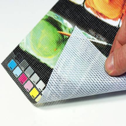 Печать на баннерной сетке Mesh, фото 2