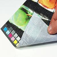Печать на баннерной сетке Mesh
