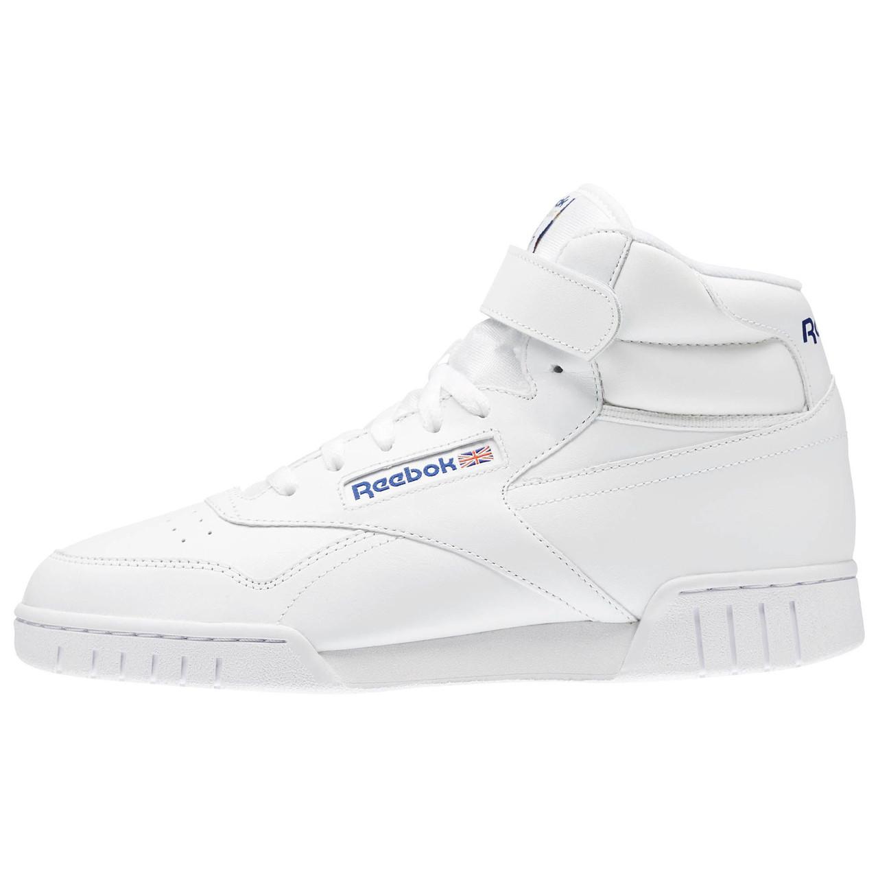 Мужские кроссовки Reebok Ex-O-Fit Hi (Артикул: 3477)