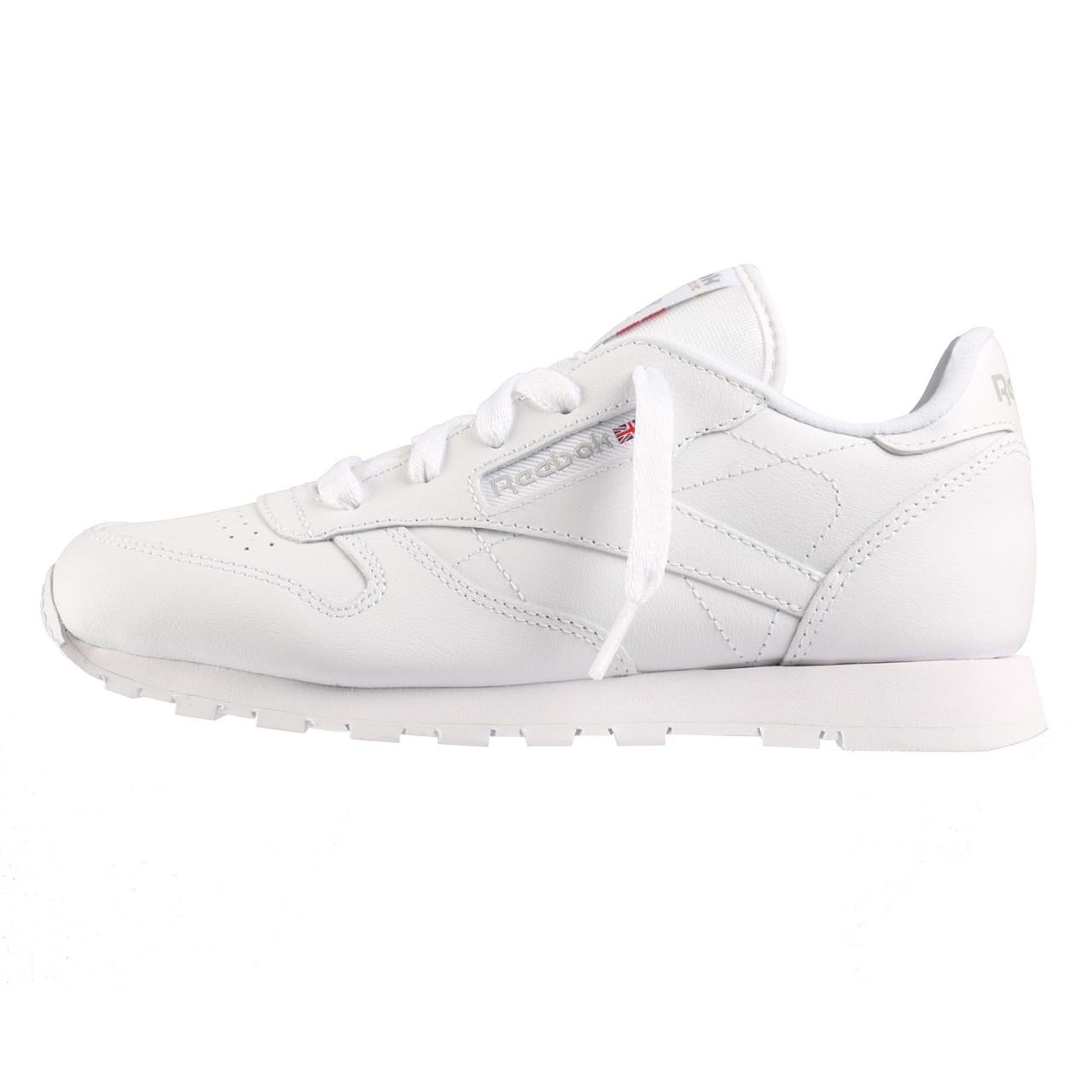 Купить Детские кроссовки Reebok Classic Leather (Артикул  50172) в ... b29c03e85de