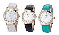 Женские часы Geneva Diamond со стразами