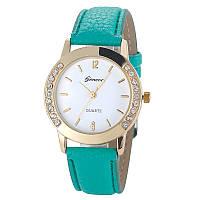 Женские часы Geneva Diamond со стразами, фото 1