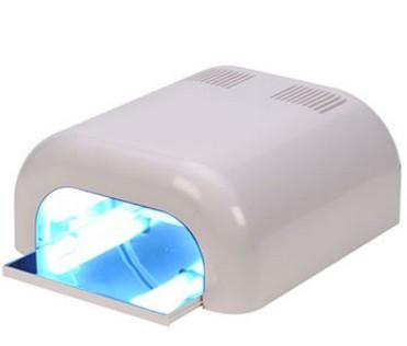 УФ лампа для сушки гель лака с электронной схемой зажигания, 36Ватт, YRE /L-12/