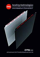 Керамический обогреватель- панель OPAL 375 черный