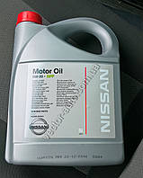 Масло мот. NISSAN Motor Oil 5W-30 DPF, 5 L