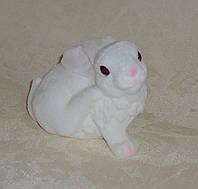 Пасхальный кролик белый флок