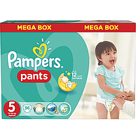 Трусики Pampers Pants 5 Junior (12-18 кг) 96 шт