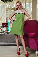 Женское платье из облегченного коттона. В разных цветах