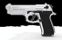 Пістолет стартовий Retay Mod.92, 9мм. Колір - Nickel
