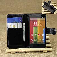 Чехол-бумажник для Motorola Moto G XT937C XT1028 XT1031 XT1032