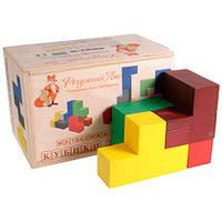 Игрушка по методике Никитиных «Кубики для всех»