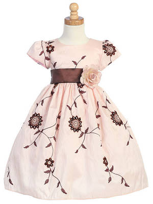 Повседневные детские платья