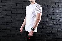 Мужская футболка Pobedov Atom 🔥 (Победов Атом) White