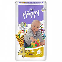 Подгузники Bella Happy 4+ Maxi plus (9-20кг) 62шт BIG PACK