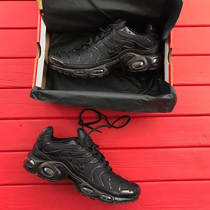 "Кроссовки Nike Air Max TN ""All Black"", фото 2"