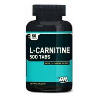 Жиросжигатель ON L-carnitine 500 60 т