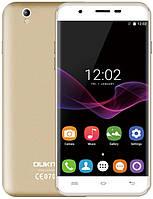Смартфон ORIGINAL Oukitel U7 MAX Gold (4 Core; 1.3Ghz; 1GB/8GB; 2500 mAh)