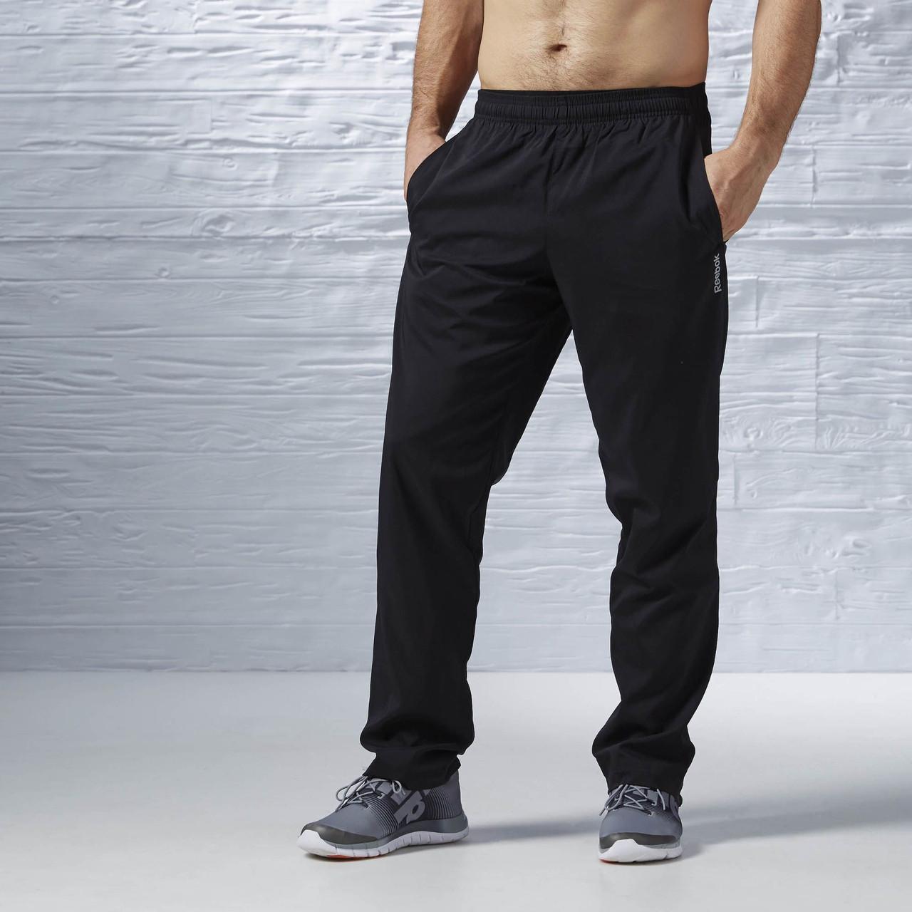 Мужские брюки Reebok Elements Woven Pant (Артикул: AJ3058)