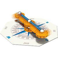 Магнитный конструктор Compas Geomag Mechanics Магнитный Компас Геомаг