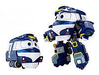 Поезд трансформер КЕЙ -Kay - Robot trains -Роботы поезда. Оригинал!, фото 1