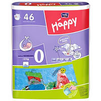 Подгузники Bella Happy 0 Before Newborn (до 2кг) 46шт.