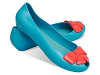 Женские балетки 857 711 BLUE