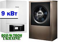 Тепловой насос (Buderus) Logatherm WPL 9 AR серии B, E, T, TS