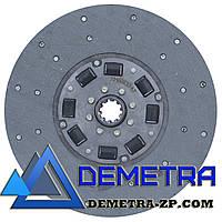 Диск сцепления ЗиЛ 130 резиновый демпфер 130-1601130-А7