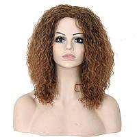 Красивый парик,кудрявые волосы.Kanekalon