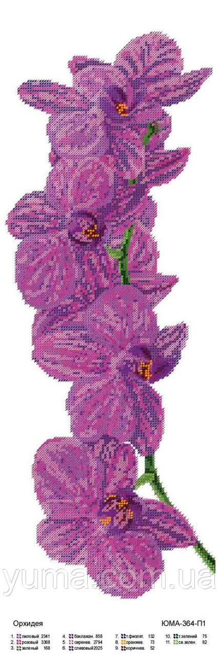 """Купить оптом схемы (заготовки) для вышивки бисером картин на АТЛАСЕ """"Панно""""  производитель ЮМА"""