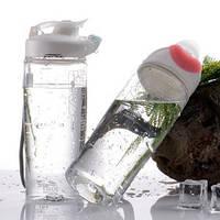 Стильная бесконтактная бутылочка для воды ESLOE