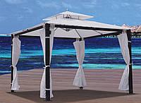 """Садовый шатер-газебо с двойной крышей """"Ривьера-1"""""""