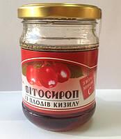 Фитосироп из плодов кизила 200мл