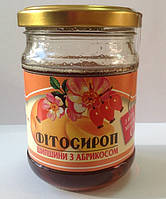 Фитосироп из плодов шиповника с абрикосом 200мл