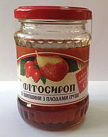 Фитосироп из плодов шиповника с грушей 200мл
