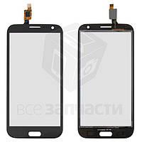 Сенсорный экран для мобильных телефонов ChangJiang Thl W7, черный