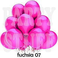 Надувные шары Gemar G110 Пастель Фуксия 12' (30 см), 100 шт