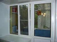 Балконные блоки в Запорожье