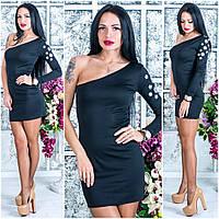 Платье Ангора на одно плече в Украине. Сравнить цены, купить ... 6a2b68dec83