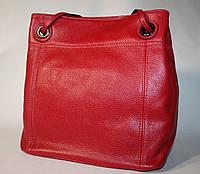 Сумка женская Tony Bellucci красная натуральная кожа