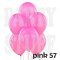 Шарики надувные Gemar G110 Пастель Розовый 12' (30 см), 100 шт