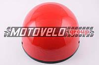 Шлем-каска (mod:803) (size:S, красный) DOT
