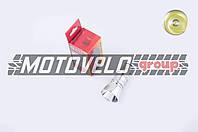 Лампа диодная BA20D (12V 5W) WOYE (mod:А)