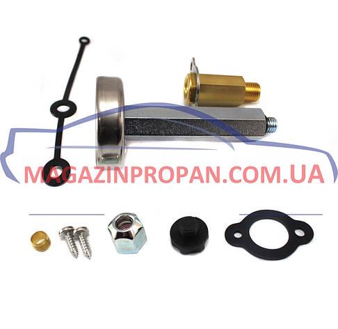 Заправочный клапан Tomasetto (в люк) с удлиненным адаптером, фото 2