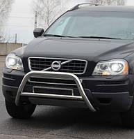 Кенгурятник на Volvo XC-60 (c 2009---) Вольво 60