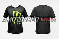 Футболка (size:L, полиэстер) MONSTER ENERGY