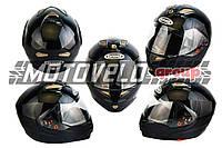 Шлем трансформер (mod:G339) (size:L, черный) GSB