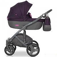 Дитяча універсальна коляска 2 в 1 Riko Vario 04 Purple